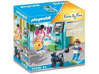 Playmobil: Turista pénzautomatával 70439