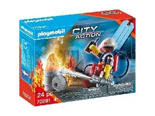 Playmobil: Tűzoltó