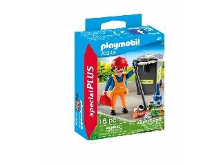 Playmobil: Utcaseprő