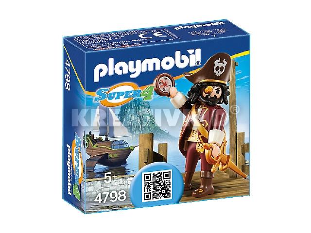 Playmobil Vadszakáll