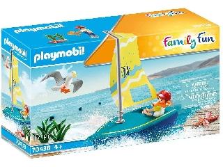 Playmobil: Vitorlás 70438