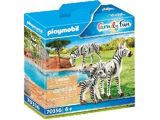 Playmobil: Zebracsalád