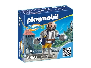 Playmobil Sir Ulf, a Zúzó