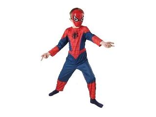 Pókember gyerekjelmez L-es