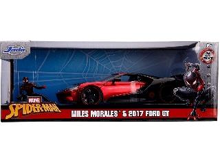 Pókember: Miles Morales & 2017 Ford GT