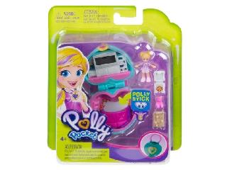 Polly Pocket picuri játékszett zöld szívecskés