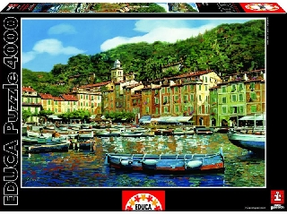 Portofino 4000 db-os puzzle