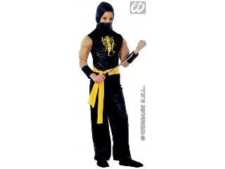 Power ninja jelmez 128-as méret