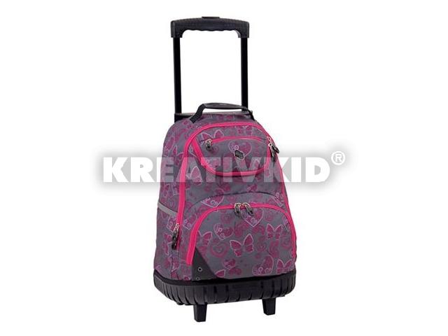 6d3a37741e80 kapható olcsó - Gurulós táskák - Pulse gurulós iskolatáska - Wheels ...