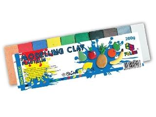 Pulse színes gyurmaszett 200 g