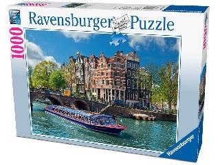 Amszterdami túra  1000db-os puzzle