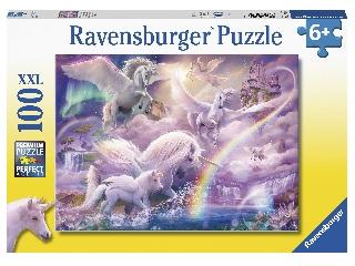 Puzzle 100 db - Pegazusok