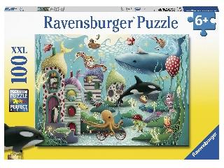 Puzzle 100 db - Vízalatti csodák