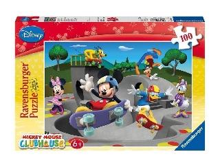 Gördeszkás Mickey 100db-os puzzle