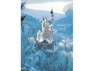Neuschwanstein 1500 darabos kirakó