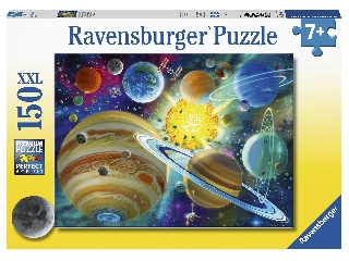 Puzzle 150 db - Kozmikus kapcsolatok