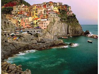 Cinque Terre 2000 darabos kirakó