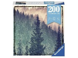 Puzzle 200 db - Erdő