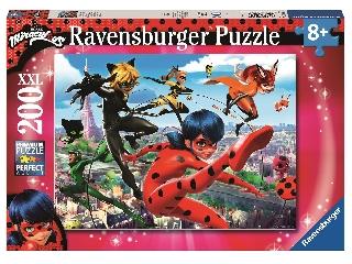 Puzzle 200 db - Szuperhősök