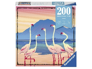 Puzzle 200 db - Tanzánia