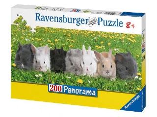 Puzzle 200# Nyuszi parade