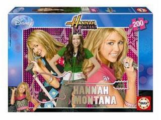 Hannah Montana - 200 darabos kirakó