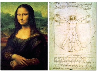Da Vinci - 2×1000 darabos kirakó