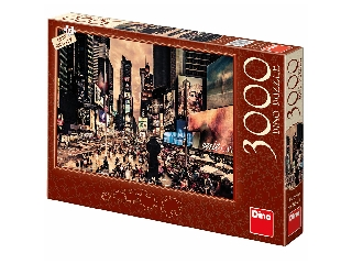 Puzzle 3000 db - Times Square