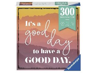 Puzzle 300 db - Pozitív üzenet
