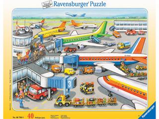 Repülőtér 40 darabos lapkirakó
