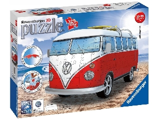 Puzzle 3D 162 db-os Volkswagen T1