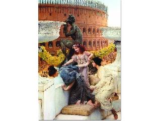 A Colosseum - 4000 darabos kirakó