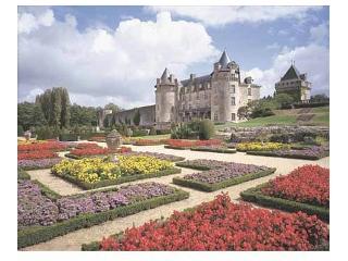 De La Roche-Cour kastély - 5000 darabos kirakó