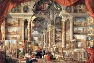 Római látvány  5000 darabos