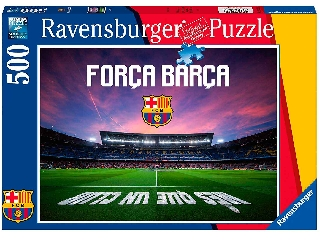 Puzzle 500 db - Camp Nou
