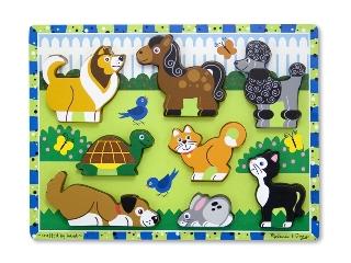 Puzzle 8 db-os kedvencek  7242