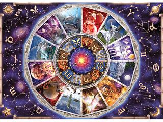 Asztrológia  9000 darabos kirakó