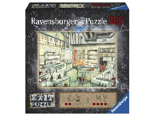 Puzzle Exit 358 db - Labor