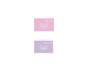 Radír -  2 db Pastell - lila és rózsaszín