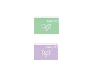 Radír -  2 db Pastell - lila és zöld