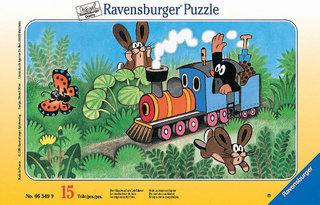 Ramapuzzle Kisvakond  15 darabos