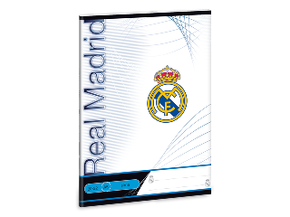 Real Madrid sima füzet A/5 20-32