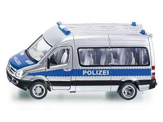 Rendőrautó 1:50