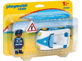 Rendőrségi kisautó