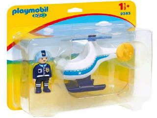Rendőrségi kishelikopter
