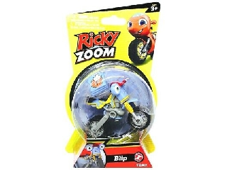 Ricky Zoom Blip Figura