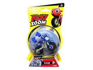 Ricky Zoom Loop Figura