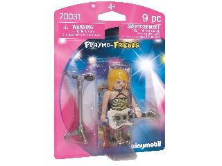Playmobil - Rocksztár