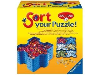 Puzzle szortírozó