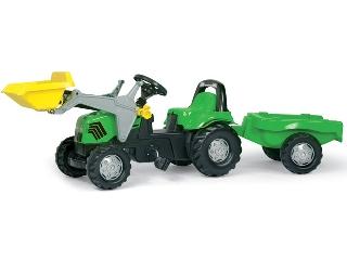 Rolly Toys Deutz markolós traktor